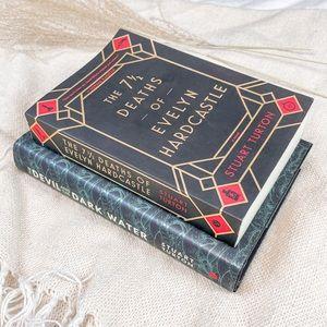 Stuart Turton Book Bundle, Lot of 2 Books